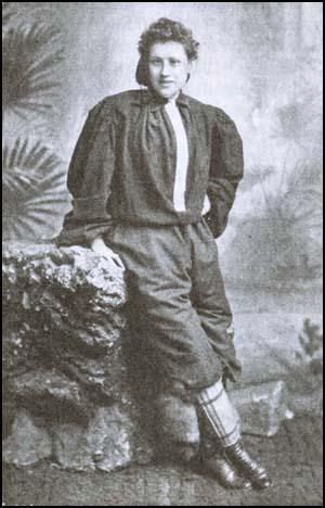 PIONEIRA: Nettie Honeyball montou o British Ladies FC, o primeiro time inglês de futebol feminino