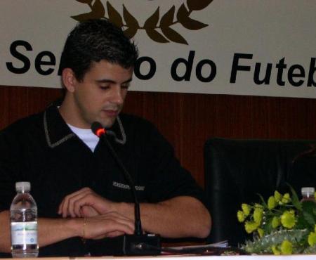 Professor Sérgio Martins